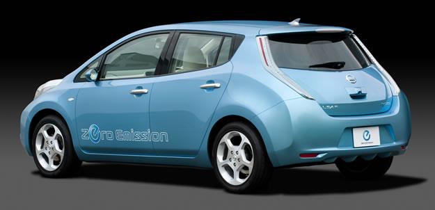 Nissan trabaja en desarrollo para recarga rápida de baterías