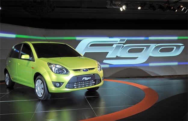 Ford presenta su modelo de bajo costo, el Figo