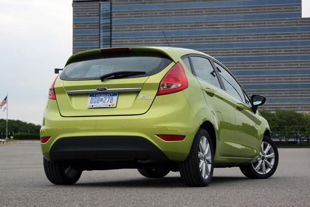 El nuevo Ford Fiesta 2011 debutará en el Salón de los Angeles