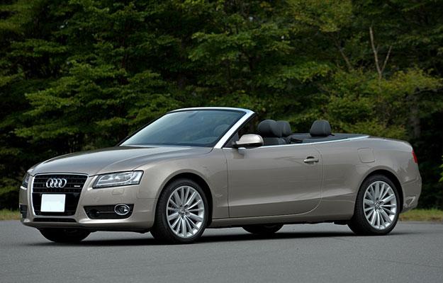 Audi A5 Cabrio: Deportivo descapotable