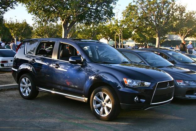 Nueva Mitsubishi Outlander 2010