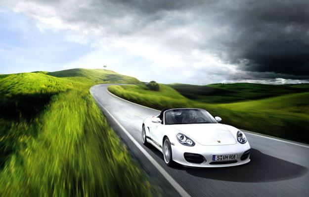 Porsche Boxster Spyder 2010: súper deportivo descapotable