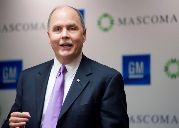 Renuncia Fritz Henderson a la presidencia de General Motors