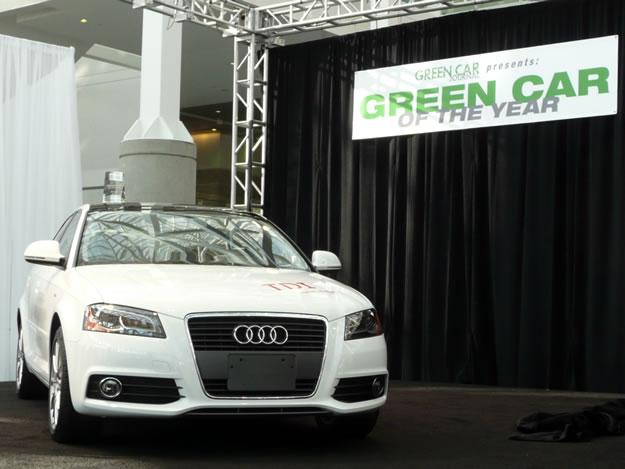 Audi A3 TDI: Auto Verde del Año 2010