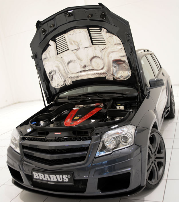 Mercedes Benz GLK V12 por Brabus