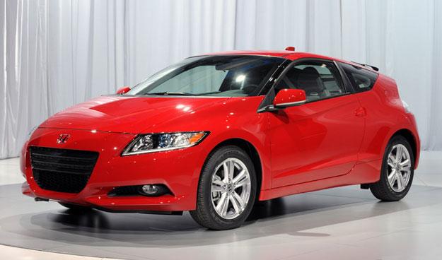 Honda CR-Z 2010: nace el auto híbrido juvenil