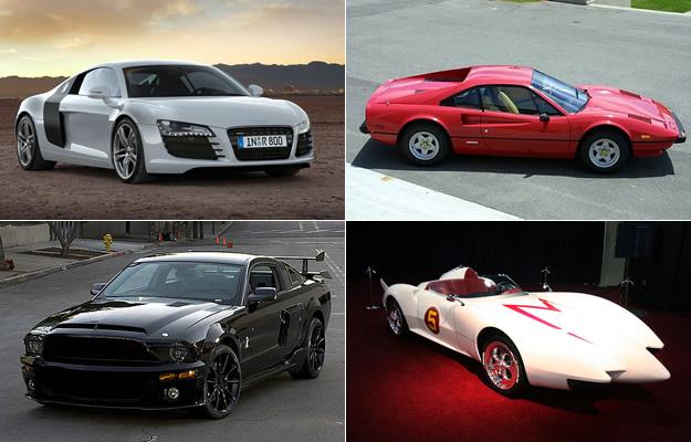 Los autos más famosos de Hollywood
