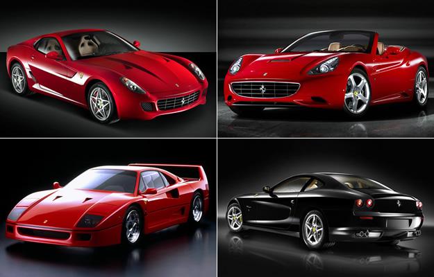 Los diseños de autos más destacados de Pininfarina