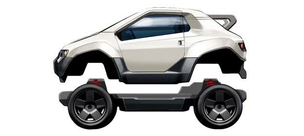 Trexa lanza una plataforma de auto eléctrico para   cualquier gusto