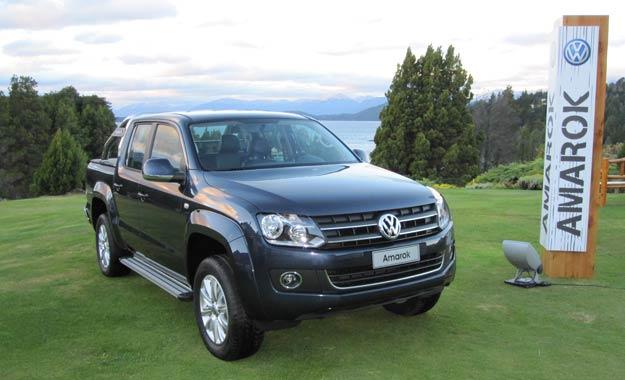 Volkswagen Amarok: Camioneta doble cabina es realidad