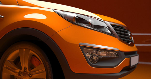 Kia Sportage 2011: nuevas fotografías