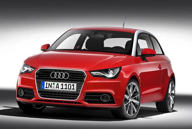 Audi presenta el nuevo compacto A1 2011 al mundo