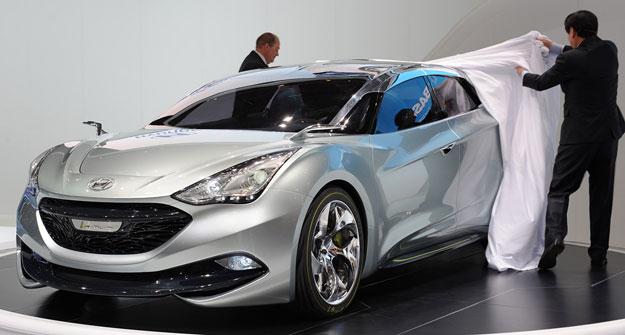 Hyundai i-flow Concept: anticipos del Sonata i40