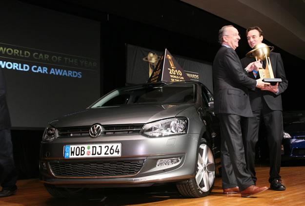 Volkswagen Polo nombrado Auto Mundial del Año 2010