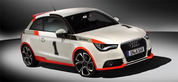 Siete versiones del Audi A1 para el Wörthersee Tour 2010