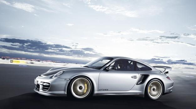 Porsche 911 GT2 RS 2011: El más potente de su historia