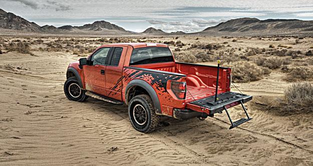 Ford F150 SVT Raptor R contará con motor EcoBoost V6