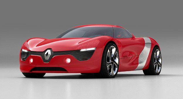 Renault DeZir, el auto concepto a develar en París