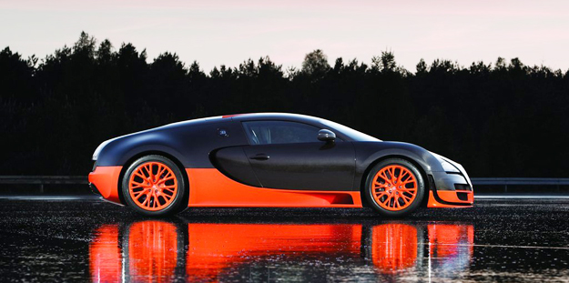 Bugatti Veyron Super Sport 2011 La 250 Ltima Versi 243 N Es La