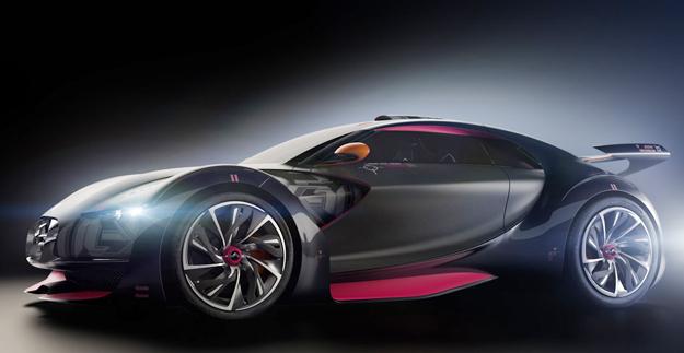 Citroën Survolt Concept: El futuro deportivo es eléctrico