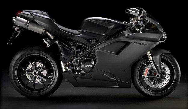 Ducati 848 EVO con herencia de Moto GP