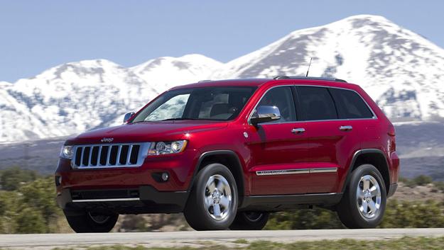 Jeep Grand Cherokee 2011 obtiene Top Safety Pick