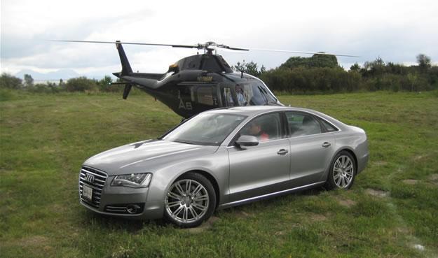 Audi A8 2011 primer contacto