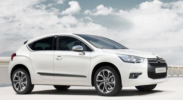 Citroën DS4 2011: Primeras fotografías