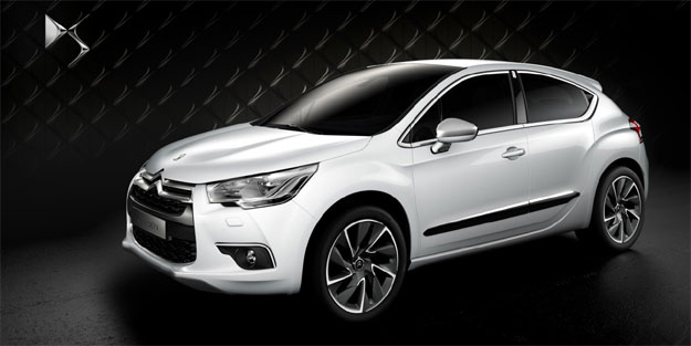 Citroën DS4 se presentará en el Salón de París