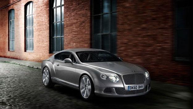 Bentley presenta su nuevo Continental GT 2011