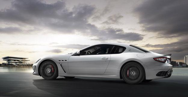 Maserati GranTurismo MC Stradale para el Salón de París