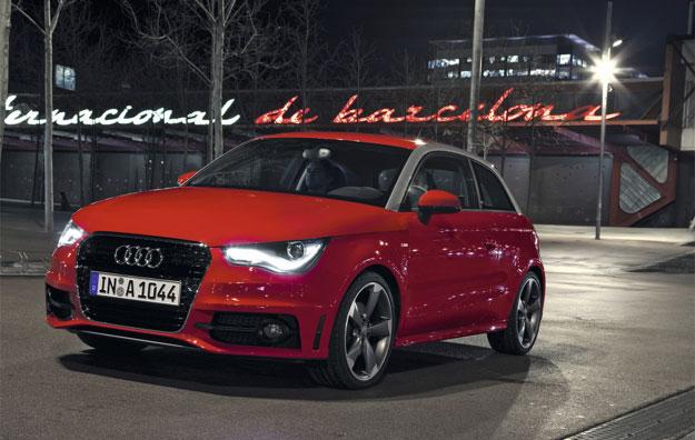 Audi A1 S Line, para el Salón de París