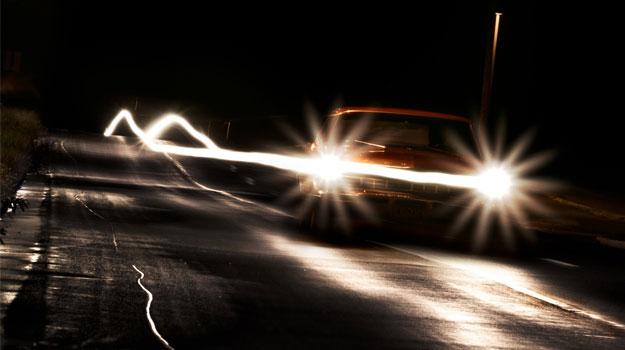 Tips para conducir en la noche