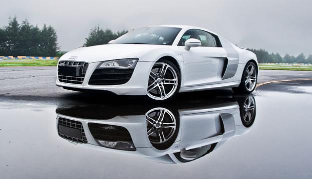 Audi R8 V10 a prueba