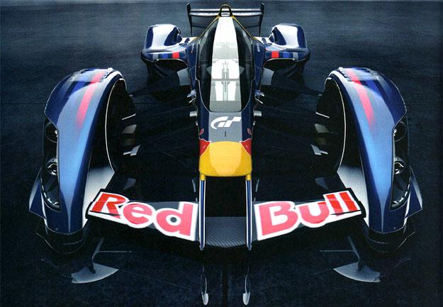 Red Bull X1 Protoype