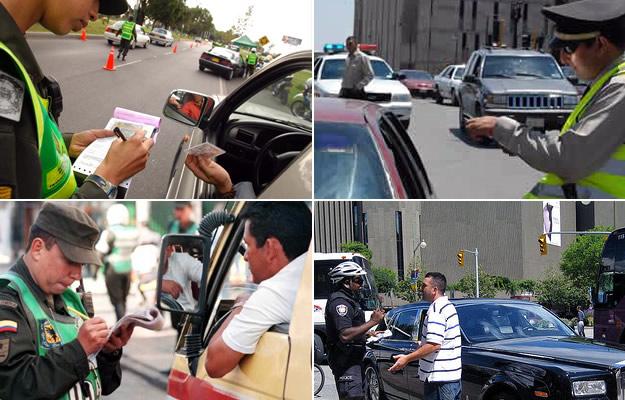 10 cosas para evitar una multa de tránsito