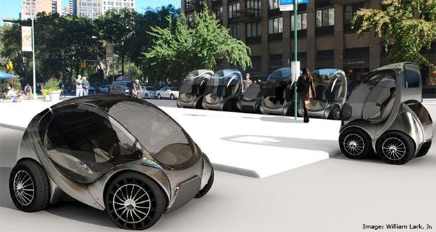 El auto citadino desarrollado por el MIT