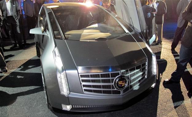 Cadillac Urban Luxury Concept debuta en el Salón de Los Ángeles 2010