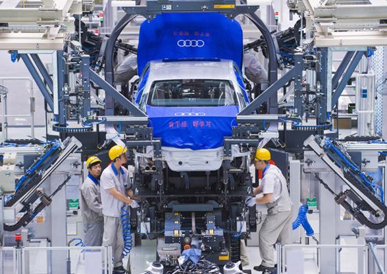 Audi rompe récord de ventas