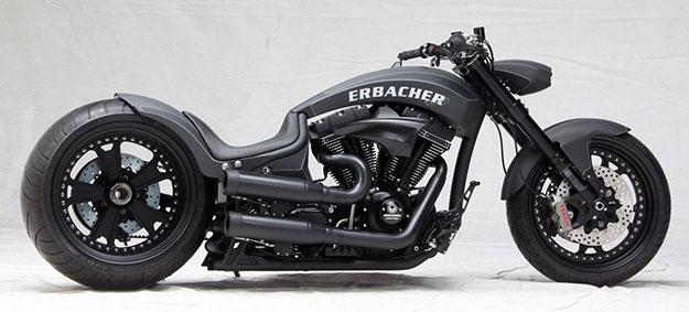 Erbacher The One, la V-Rod de HR