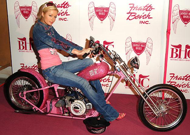 Paris Hilton tendrá un equipo de 125cc en Moto GP