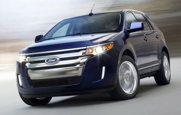 A revisión casi 15,000 crossovers y pick ups de Ford
