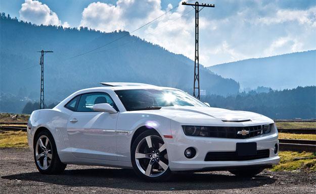 Chevrolet Camaro supera en ventas al Ford Mustang en EU