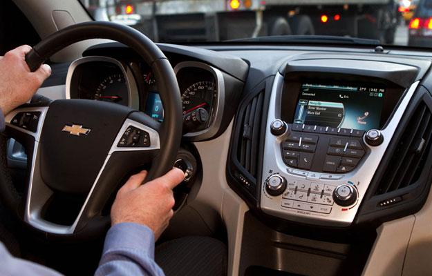 GM presenta su nuevo sistema MyLink