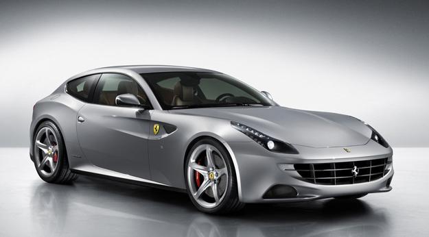 Ferrari FF: El primer 4x4 de la marca