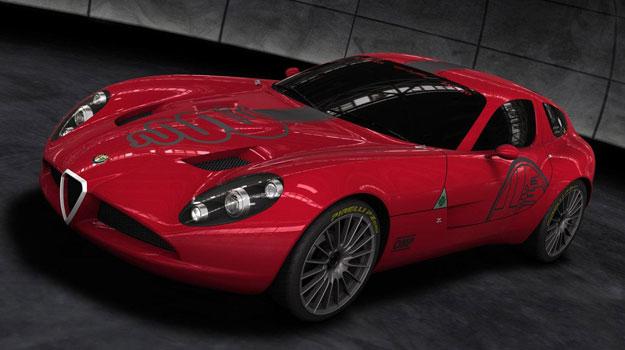 El Alfa Romeo Zagato TZ3 Stradale será fabricado