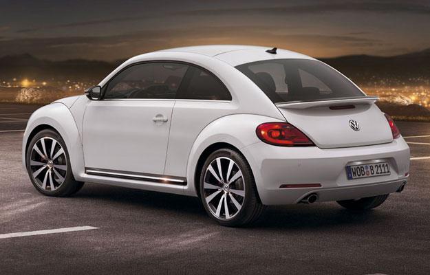 Nuevo Volkswagen Beetle 2012 se presenta
