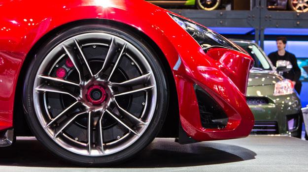 Scion FR-S Concept debuta en Nueva York