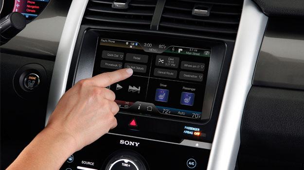 ¿Conoces los sistemas MyFord Touch y SYNC?