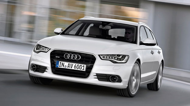 Audi A6 Avant, una variante más familiar
